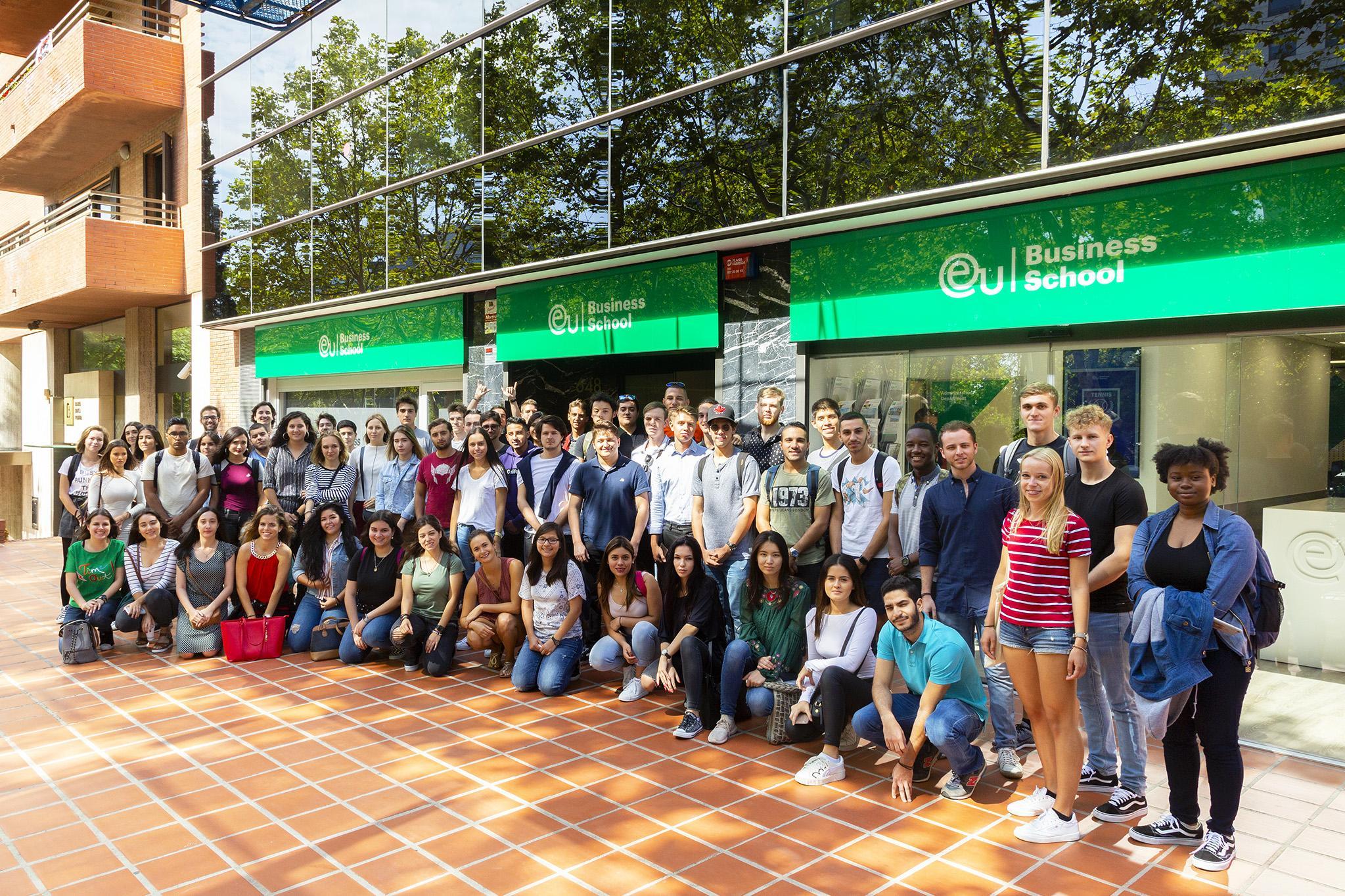EU Business School - student life2